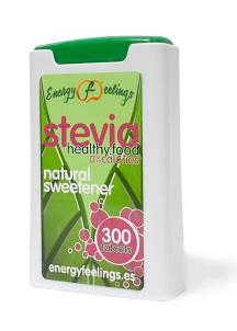 Stevia Energy Fruit dispensador 300 comprimidos
