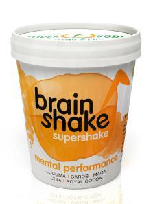 Brain shake Energy fruits bote 250g.