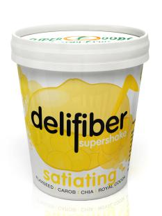Deli fiber (Saciante) Energy Fruits 250g.