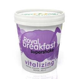 Royal Breakfast (Revitalizante) Energy Fruits 250g.