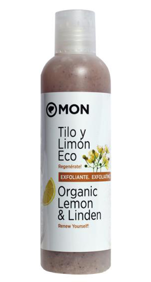 Gel Exfoliante Tilo y Limón Mon Deconatur 200ml.