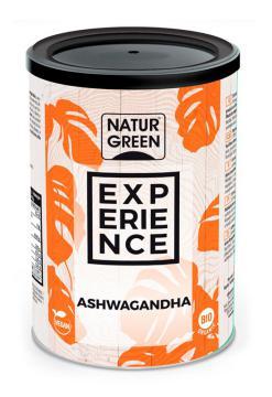 Experience Ashwagandha en polvo Naturgreen