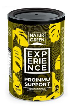 Experience Proinmu Support Naturgreen 115g.