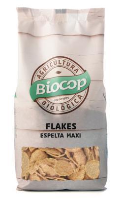 Flakes de espelta maxi Biocop 200g.