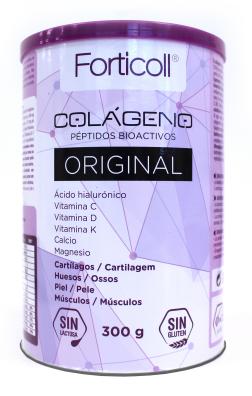 Forticoll Colágeno peptidos bioactivos en polvo