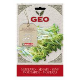 Semillas de Mostaza bio Geo 50g.