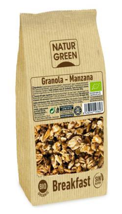 Granola manzana Sin Gluten Bio Naturgreen