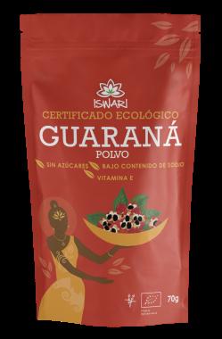 Guaraná Iswari 70 gramos