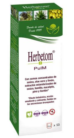 Herbetom Pulm 2 Bioserum 500ml.
