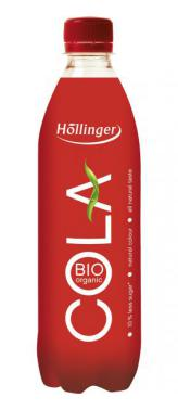 Refresco cola classic Hollinger 500ml.
