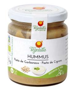Hummus bio Vegetalia 210g.
