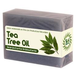 Jabón de aceite de árbol de té Sol Natural