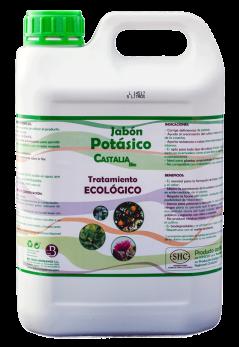 Jabón líquido potásico Castalia 5l.