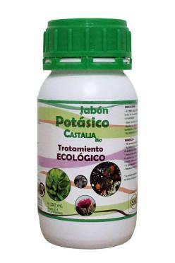 Jabón potásico bio Castalia 250 ml.