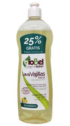 Lavavajillas Biobel 1 litro
