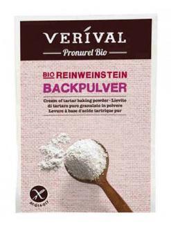 Levadura de repostería sin gluten Verival