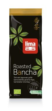 Té verde tostado bancha Lima 75g.