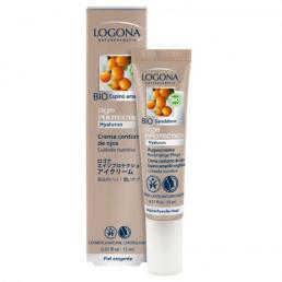 Crema contorno ojos age protection Logona 15ml.
