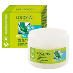 Crema hidratante Aloe-bio y Verbena 100ml.