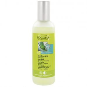 Desodorante spray Aloe-bio y Verbena Logona 100ml.