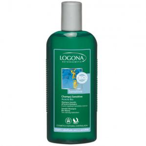 Champú sensitive Acacia bio Logona 250ml.