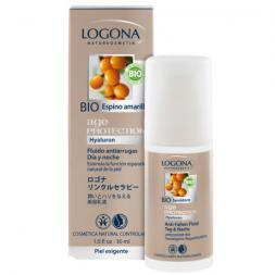 Fluído antiarrugas age protection Logona 30ml.