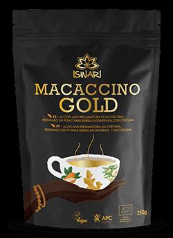 Macaccino Gold de Iswari