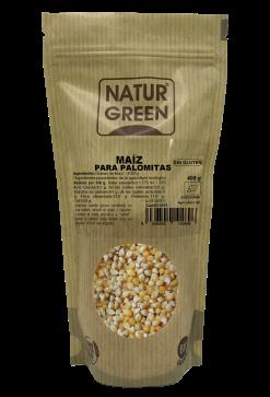 Maíz para palomitas Naturgreen