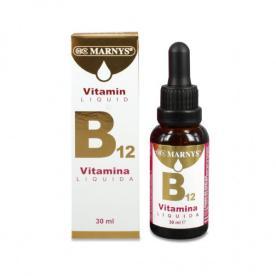 Vitamina B12 líquida Marnys 30ml.