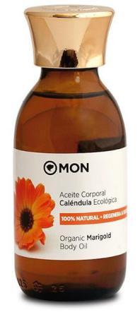 Aceite corporal Caléndula Mon Deconatur 125ml.