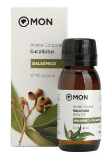 Aceite Balsámico de eucaliptus Mon Deconatur 60ml.