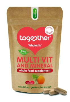Multi vitaminas y minerales 30 Together capsulas