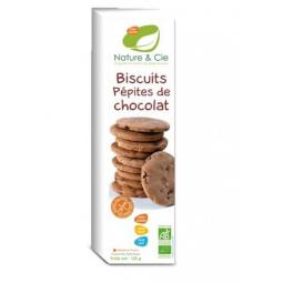 Galletas pepitas de chocolate sin gluten 130g.