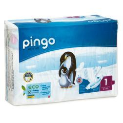 Pañales Pingo T1 recién nacidos