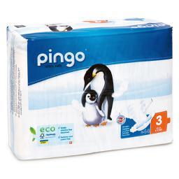 Pañales Pingo T3 talla 3