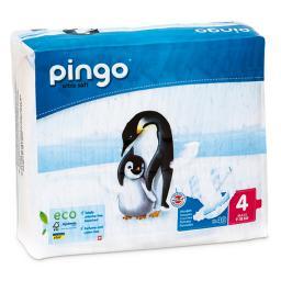 Pañales Pingo T4 talla 4