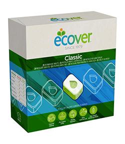 Pastillas para lavavajillas Ecover