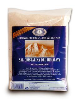 Sal del himalaya Madal Bal 1 kilo