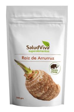 Raíz de arrurruz bio Salud Viva