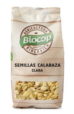 Semillas calabaza Biocop 250g.
