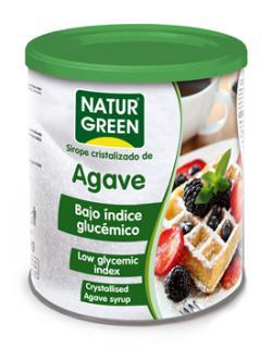 Sirope de agave en polvo Naturgreen 500g.