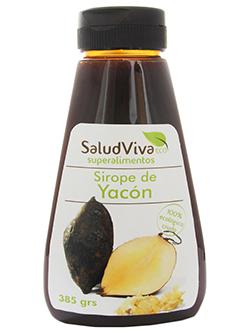 Sirope de Yacón eco Salud Viva 385g.