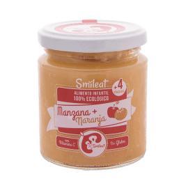 Potito de manzana y naranja Smileat 230g.