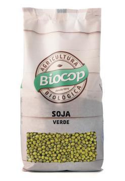 Soja verde Biocop 500 gramos
