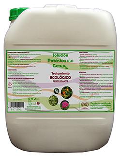 Castalia Solución Potásica garrafa 20 litros