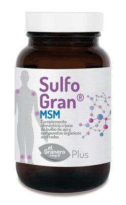 Sulfogran (MSM) El Granero Integral