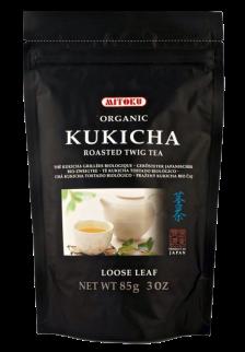 Té Kukicha Mitoku 85g.