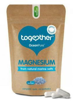 Magnesio marino 30 cápsulas