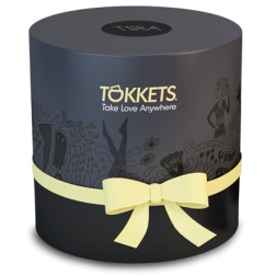 Tokkets Toka natural sex care 25 unidades