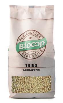 Trigo sarraceno en grano Biocop 500g.